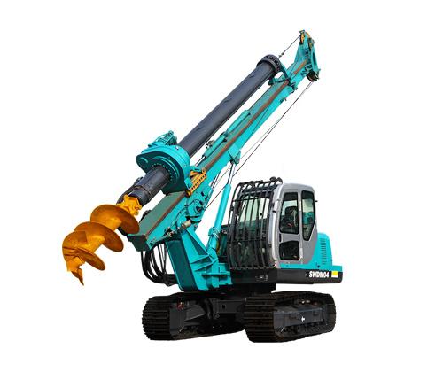 SWDM04旋挖钻机