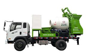 惠龙混泥土车载泵K6