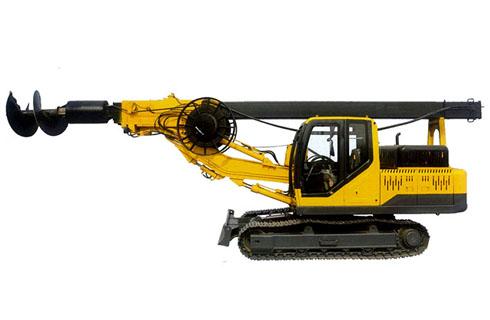 履带旋挖钻机X6-150G-打桩王